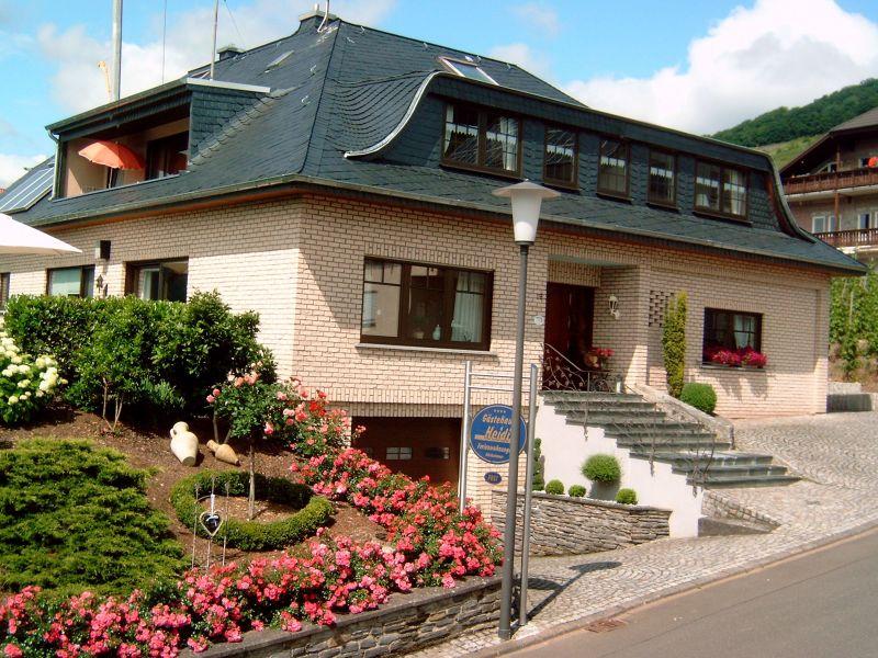 Gästehaus Heidi Ferienwohnung Dornfelder