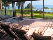 Ferienwohnung 05 EG4 Villa Nause mit Seeblick & Wellness