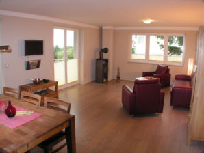 Ferienwohnung 06 EG5 Villa Nause mit Seeblick & Wellness