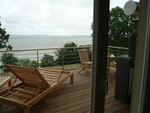 Ferienwohnung 15 DG4 Villa Nause mit Seeblick & Wellness