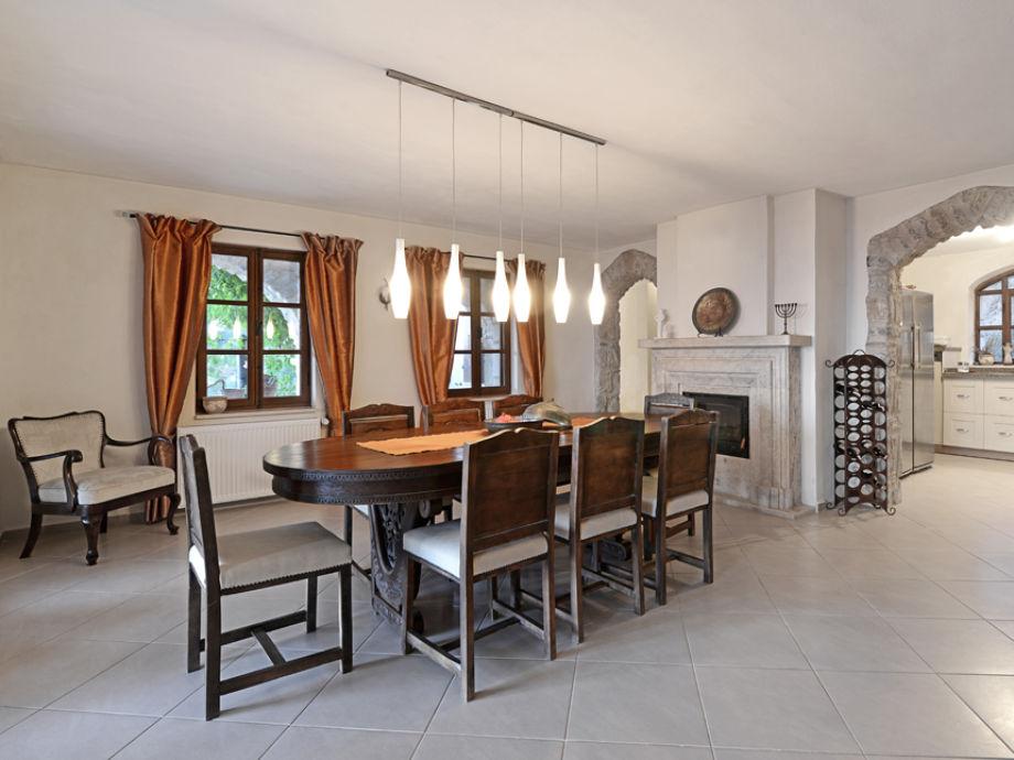 Landhaus Chalet-mesudiye, Datca, Halbinsel - Frau Sabine Fahning Kamine Landhaus Chalet
