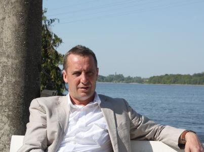 Ihr Gastgeber Ronald Teschen