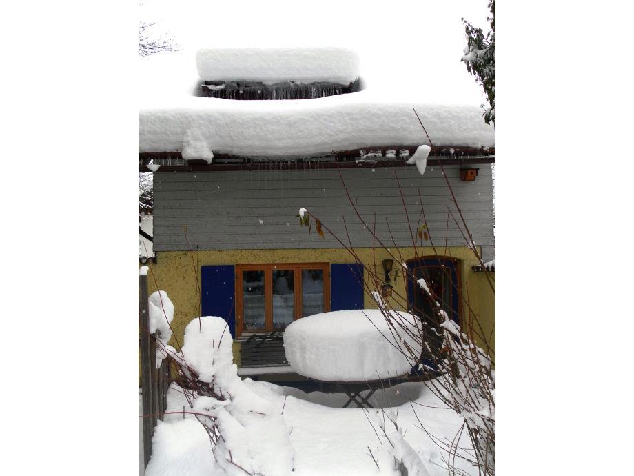 Winter in Sonthofen Dezember 2012