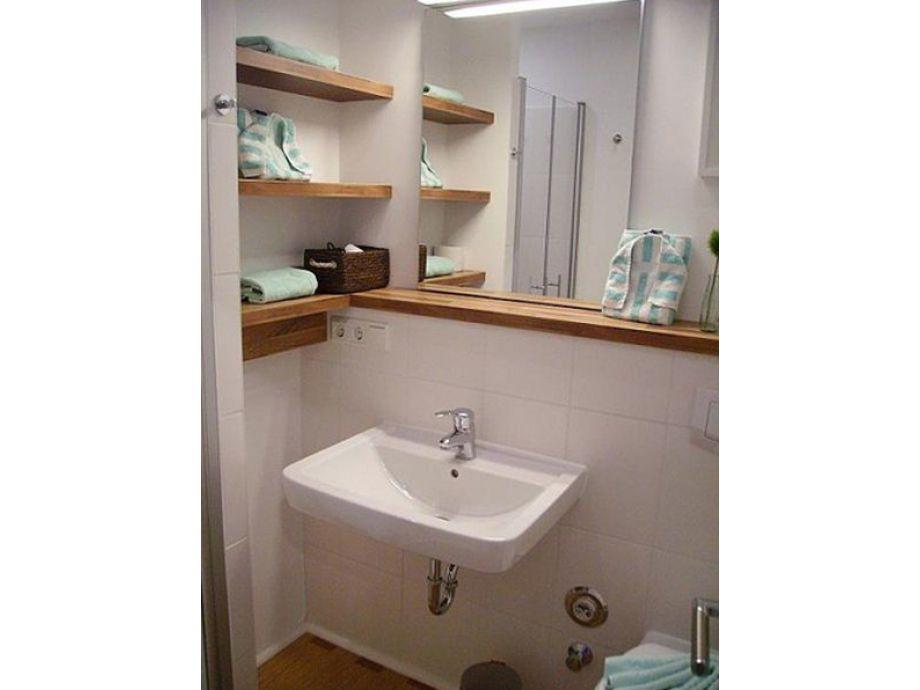 Duschbad Auf Kleinstem Raum.