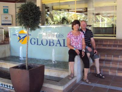 Ihr Gastgeber Alois und Christina Schweinberger
