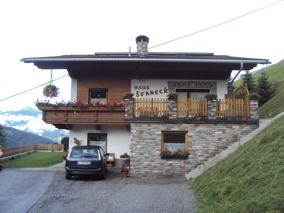 Außenaufnahme Haus Sonneck