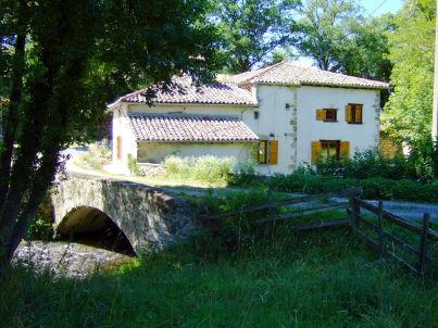 "Wassermühle ""Le Moulin Mathy"""