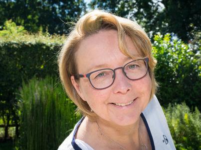 Ihr Gastgeber Esther Blokzijl