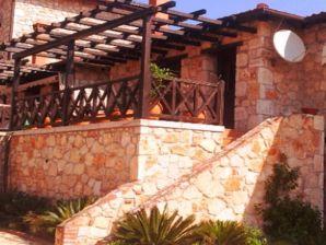 Ferienhaus Athena Stone Lodge