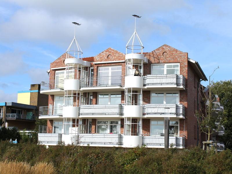 """Apartment (Watten)Meerblick """"Quisisana"""""""