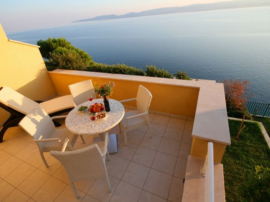 Terrace Panoramic Sea View