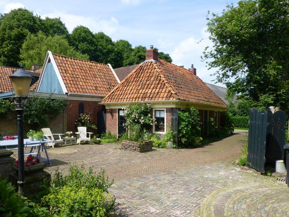 Das Lutje Hoeske, romantischer Ort für sich selbst