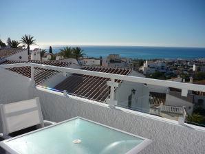 Apartment 25 - Traumblick über Palmen & Mittelmeer