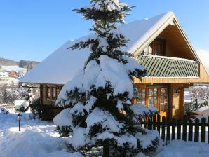 Holiday house Blockhaus 1