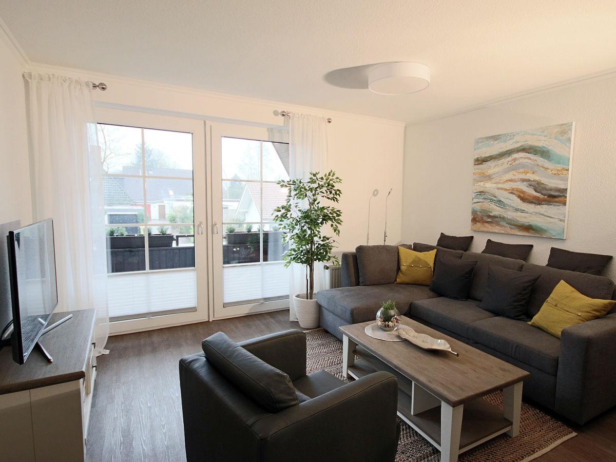 Ferienwohnung 5 im landhaus rosenhof d se firma cuxxlux - Ecksofa balkon ...
