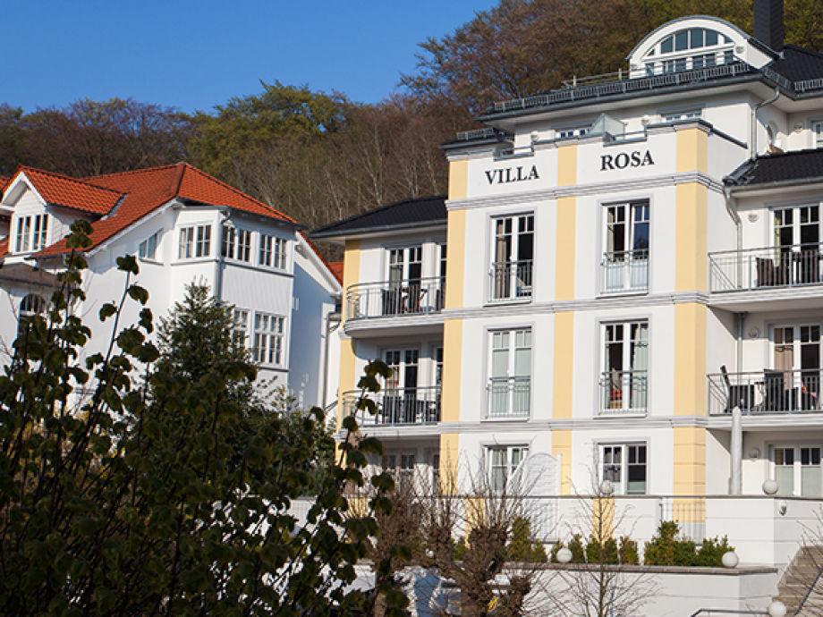 Villa Rosa - moderne Ferienwohnung an der Wilhelmstraße