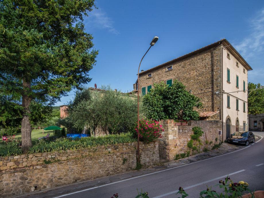 """Das Bauernhaus """"LaFonte"""" mit Garten und Feigenbaum"""