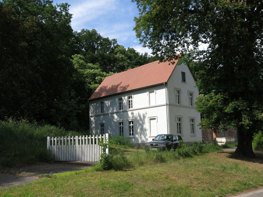Gutshaus Granzow im Mai 2014
