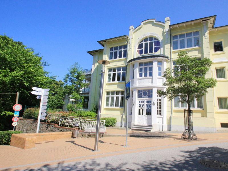 Ferienwohnung in der Strandresidenz Brandenburg (WE25, Typ D)