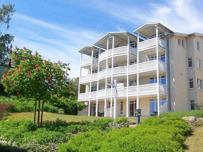 Ferienwohnung in den Meeresblick Residenzen (WE12, Typ E)