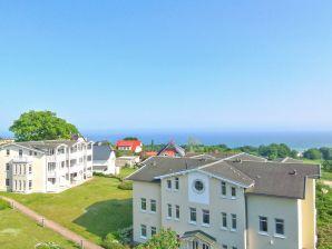 Ferienwohnung in den Meeresblick Residenzen (WE25, Typ D deluxe)