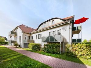 Ferienwohnung in der Höftresidenz (WE15, Typ F)