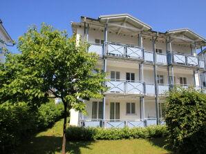 Ferienwohnung in der Villa Buskam (WE26, Typ A deluxe)