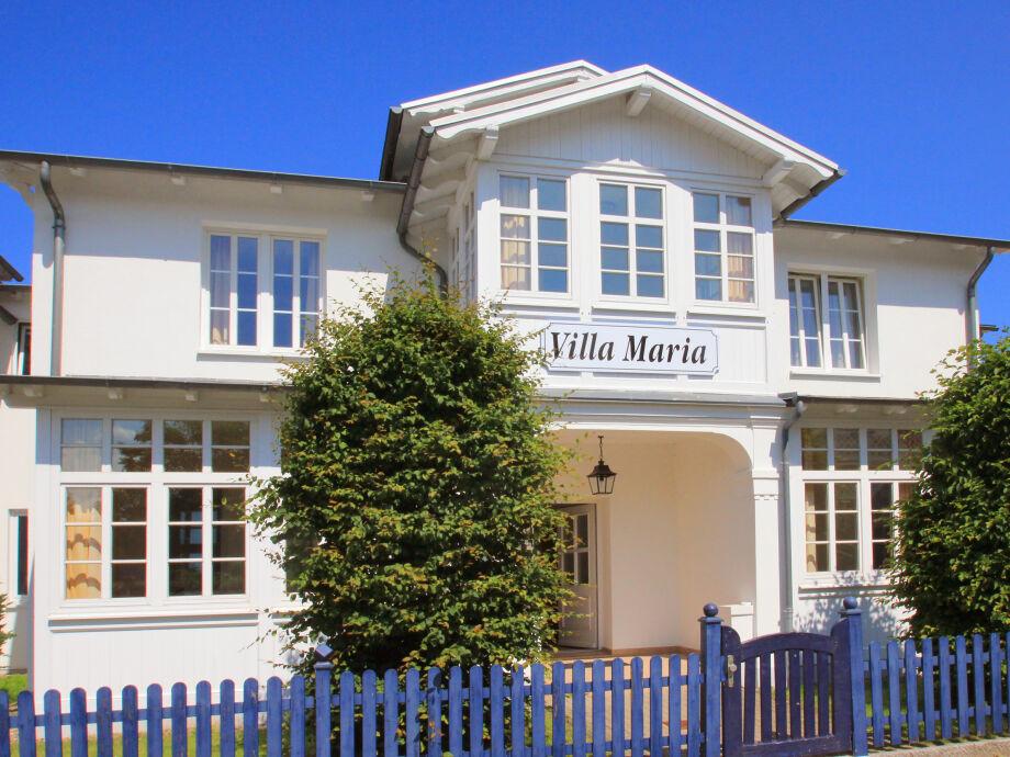 Villa Maria von Aussen