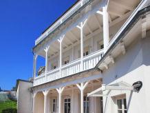Ferienwohnung in der Residenz Strandeck (WE01, Typ D deluxe)