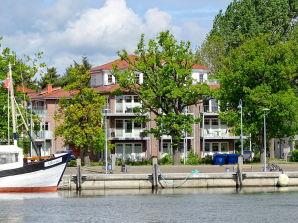 Ferienwohnung in der Hafenresidenz (WE02-2, Typ A)