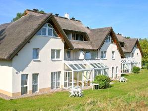 Ferienwohnung im Strandhaus Mönchgut (WE17, Typ A)