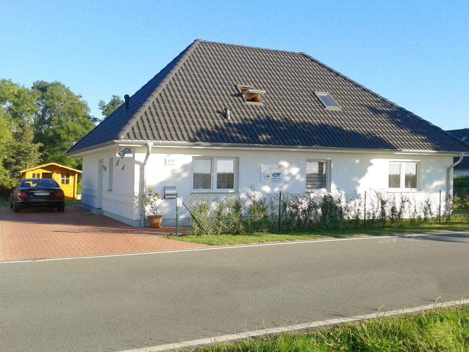 Das Ferienhaus in Breege auf Rügen
