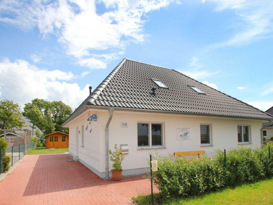 Ferienhaus am kleinem Nordkap von Aussen