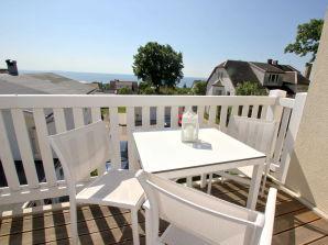 Ferienwohnung in den Meeresblick Residenzen (WE60, Typ D deluxe)