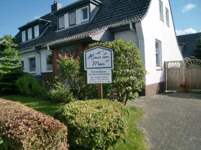"""""""Ferienhaus am Meer"""" in Büsumer Deichhausen"""
