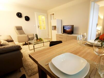 Sylter Residenz Appartement 36 im 5 OG Meerblick