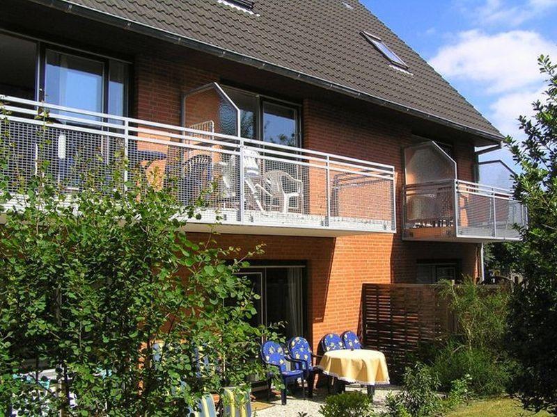 """Ferienwohnung 4 """"Brigitte"""" im Haus Alter Badweg 3 (ID 060)"""