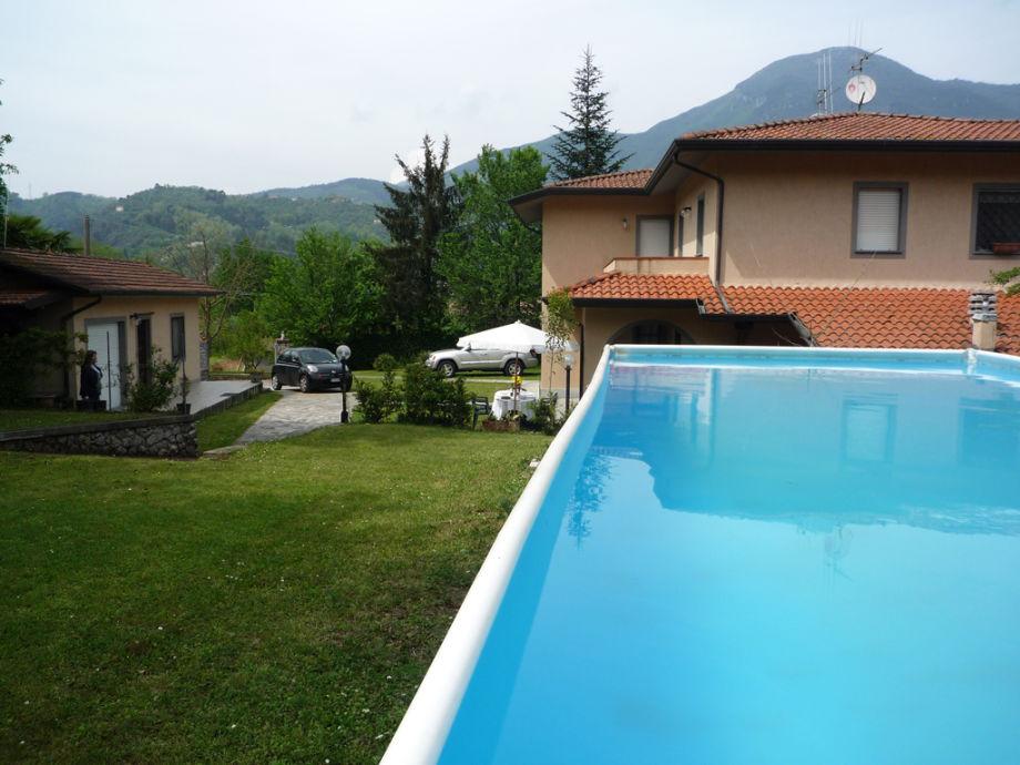 Villa \'La Fontanella\' mit Pool, Versilia, Tuscany - Firma ...