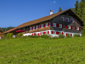 Ferienhaus Juwel im Allgäu