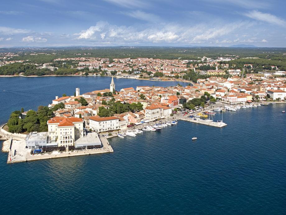 Ferienwohnung Rosini, Istrien, Porec - Firma Aida tours ...