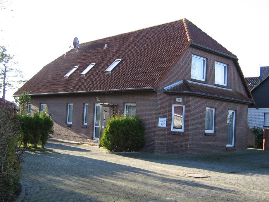 Haus in Deichnähe