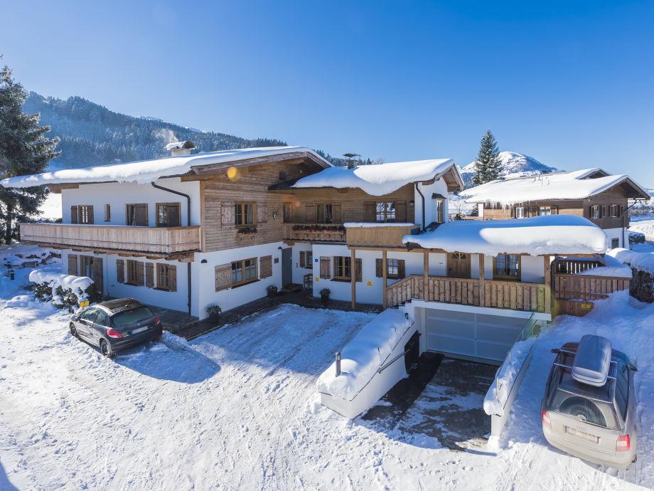 Holiday apartment Landhaus Kitzhorn, Kitzbühel / Kitzbuehel Alps ...