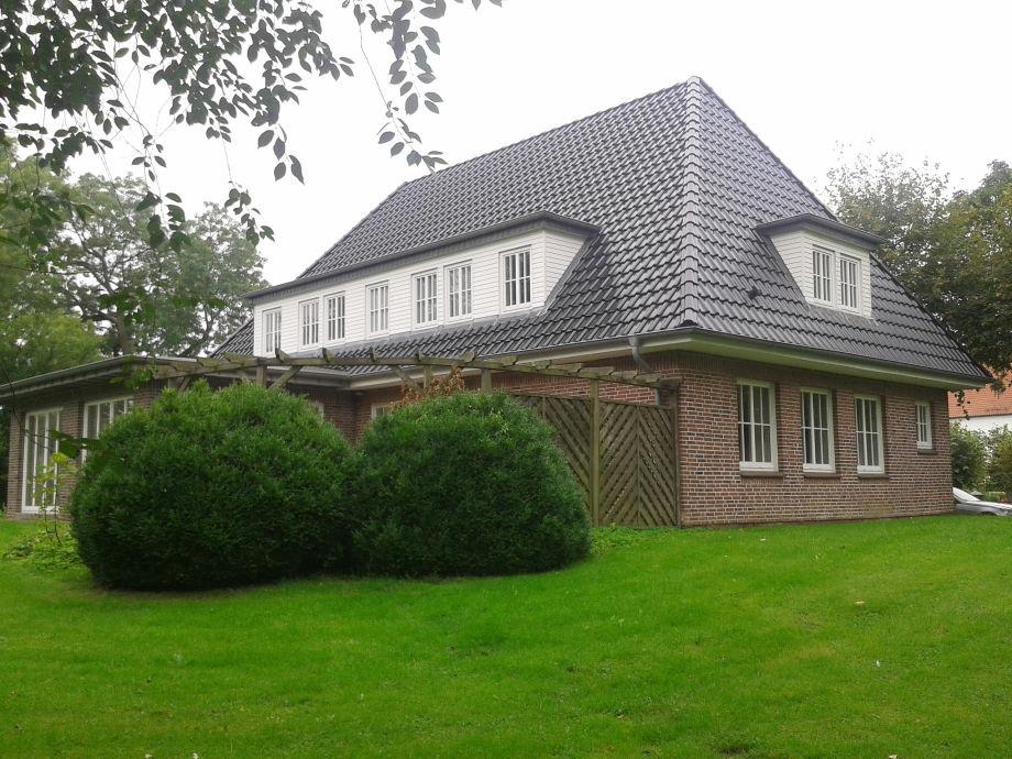 Gr. Ferienhaus mit Wintergarten
