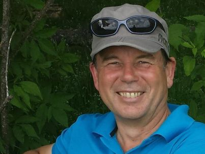 Ihr Gastgeber Andreas Knüppel