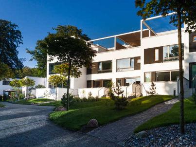 Die Strandvilla Sellin - Penthouse Sonnendeck | 4 Pers.