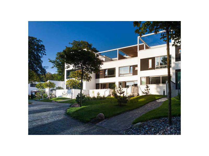 Ferienwohnung Die Strandvilla Sellin - Penthouse Sonnendeck   4 Pers.