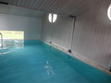 Ferienhaus mit eigenem Pool