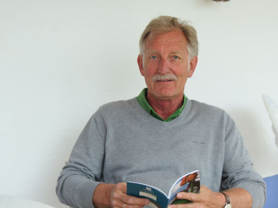 Ihr Gastgeber Lothar Düppe