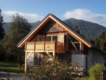 Ferienwohnung Hochwipfelblick im Gailtal Chalet
