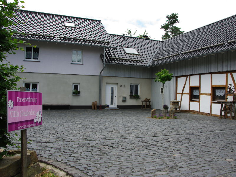 Holiday apartment Villa Heuboden